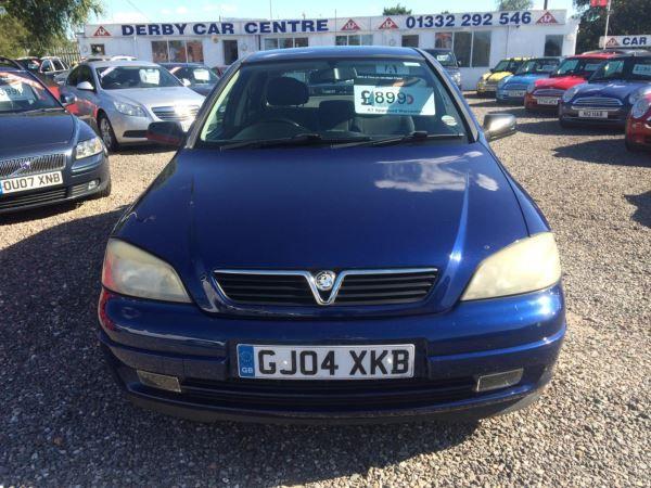 2004 Vauxhall Astra 1.8i 16V SRi 5dr image 2