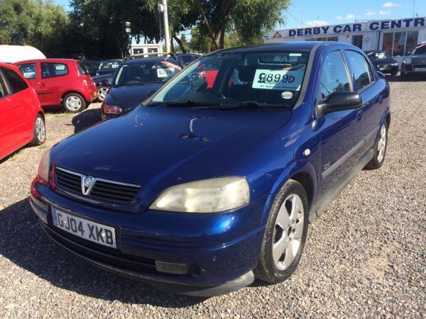 2004 Vauxhall Astra 1.8i 16V SRi 5dr image 3
