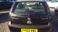 2003 Vauxhall Corsa 1.2i 16V SXi image 4