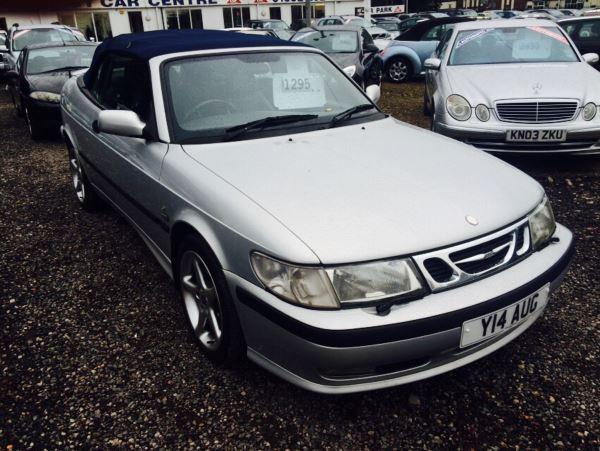 2001 Saab 9-3 2.0t SE image 1
