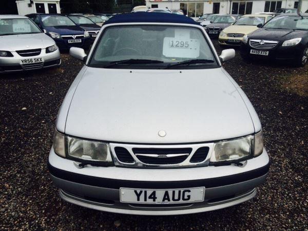 2001 Saab 9-3 2.0t SE image 2