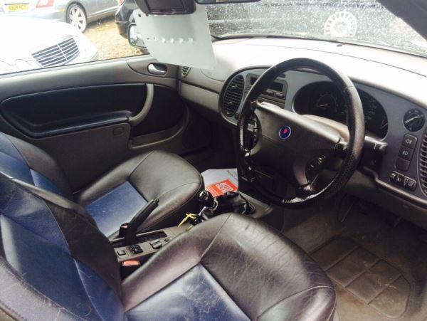 2001 Saab 9-3 2.0t SE image 8