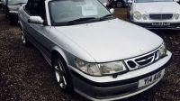 2001 Saab 9-3 2.0t SE
