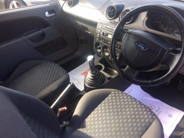 2003 Ford Fiesta 1.4 TDCi Zetec image 8