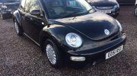 2001 Volkswagen Beetle 2.0