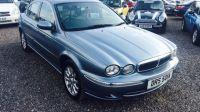 2002 Jaguar X-Type 2.5 V6 SE