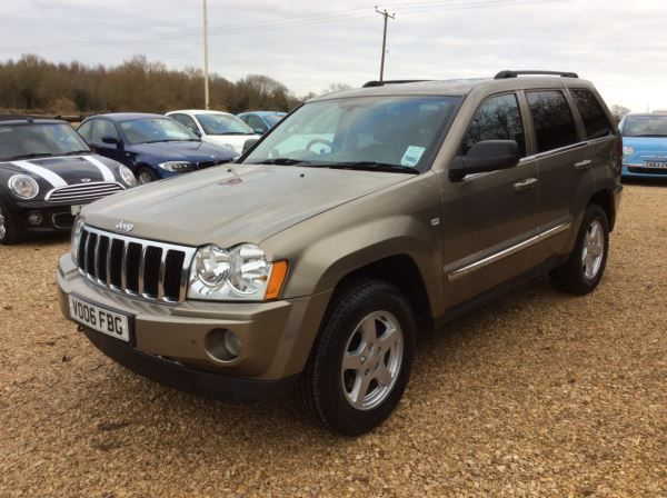 2006 Jeep Grand Cherokee 3.0 CRD 5dr image 1