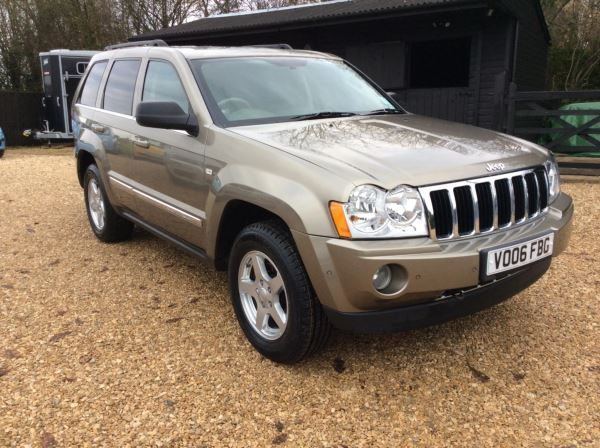 2006 Jeep Grand Cherokee 3.0 CRD 5dr image 2