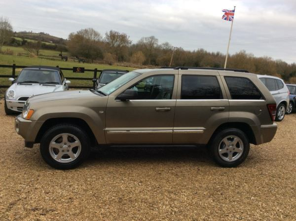 2006 Jeep Grand Cherokee 3.0 CRD 5dr image 4