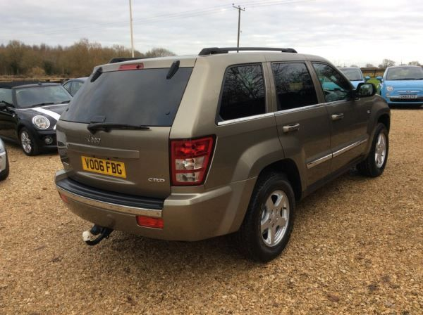 2006 Jeep Grand Cherokee 3.0 CRD 5dr image 5