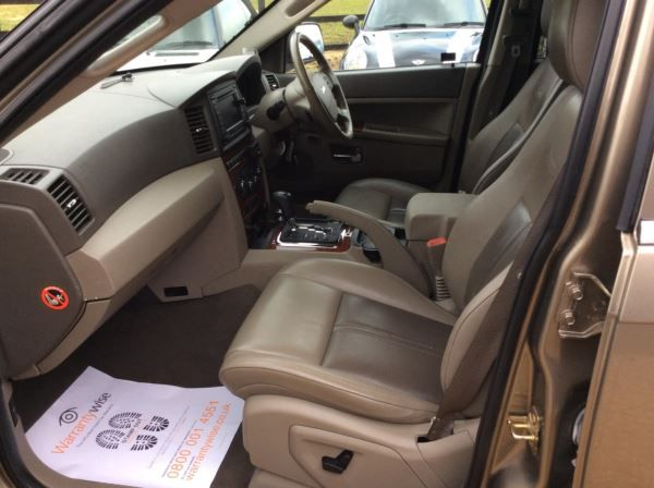 2006 Jeep Grand Cherokee 3.0 CRD 5dr image 6