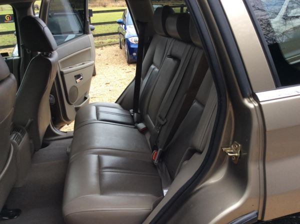 2006 Jeep Grand Cherokee 3.0 CRD 5dr image 7