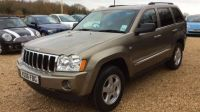 2006 Jeep Grand Cherokee 3.0 CRD 5dr