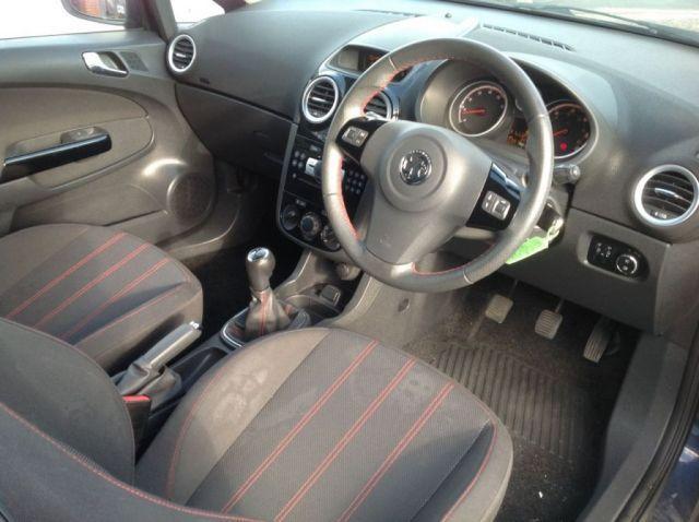 2012 Vauxhall Corsa 1.4 SXI 3d image 6
