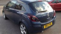 2012 Vauxhall Corsa 1.4 SXI 3d image 3