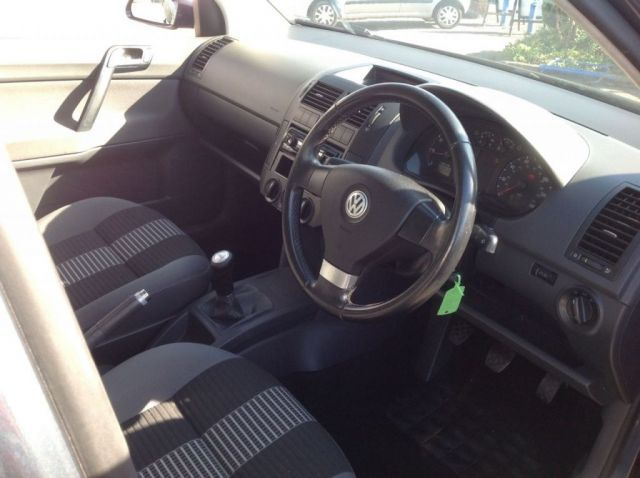 2009 Volkswagen Polo 1.2 5d image 5
