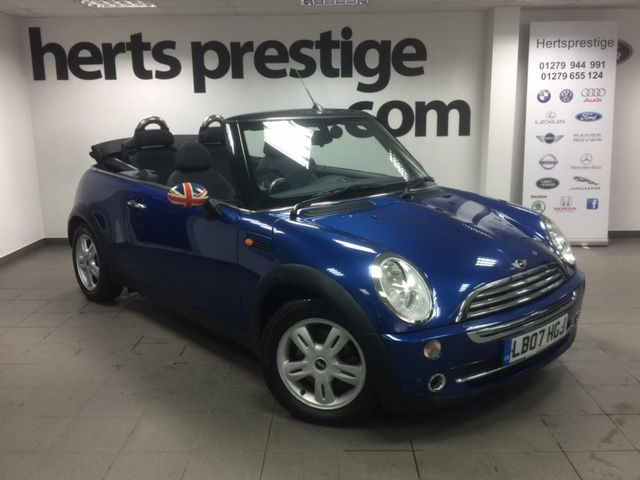 2007 MINI Convertible 1.6I 16V image 1