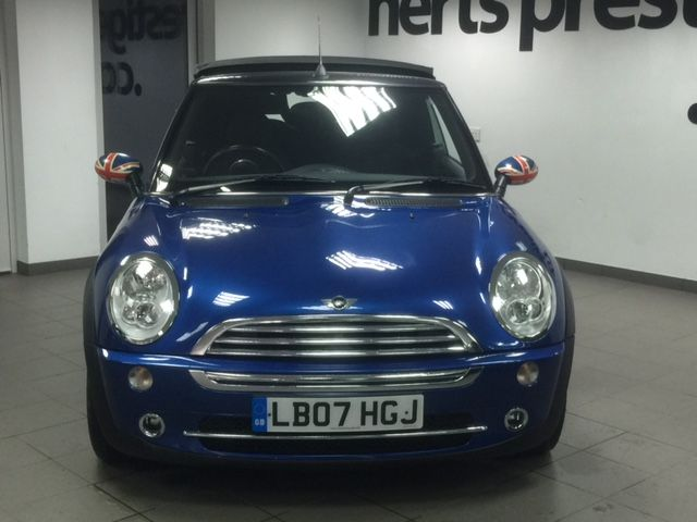 2007 MINI Convertible 1.6I 16V image 2