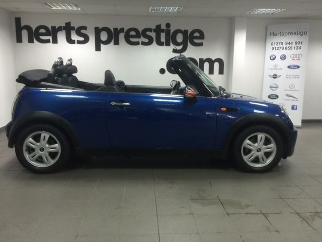 2007 MINI Convertible 1.6I 16V image 3
