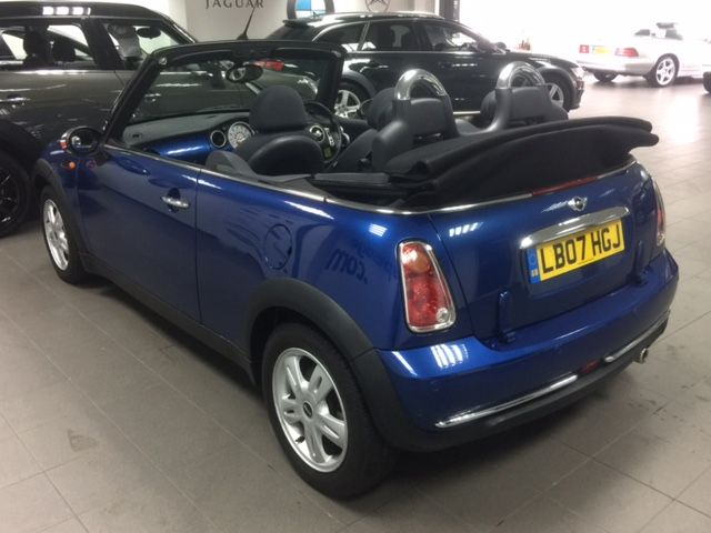 2007 MINI Convertible 1.6I 16V image 5