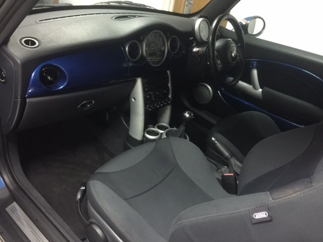 2007 MINI Convertible 1.6I 16V image 7