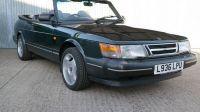 1993 Saab 900 S Convertible
