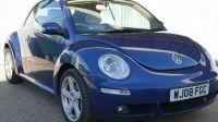 2008 VW Beetle 20V T