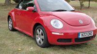 2007 VW Beetle LUNA 8V
