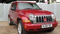 2006 Jeep Cherokee CRD