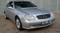 2005 Mercedes CLK320 Avantgarde