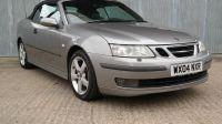2004 Saab 9-3 Vector T