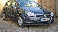 2009 Vauxhall Astra LIFE 16V