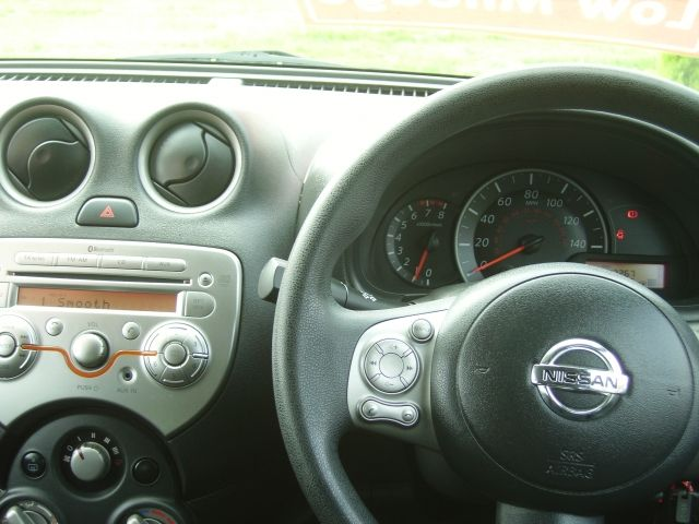 2012 Nissan Micra 1.2 Visia image 7