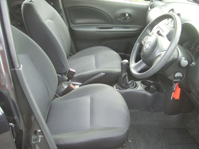 2012 Nissan Micra 1.2 Visia image 8