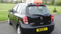 2012 Nissan Micra 1.2 Visia image 4