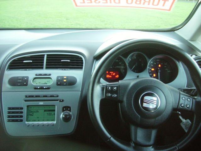 2008 Seat Altea Xl 2.0 Tdi 5dr image 6