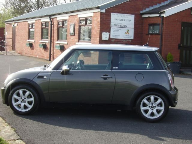 2005 Mini Hatchback 1.6 Cooper image 5