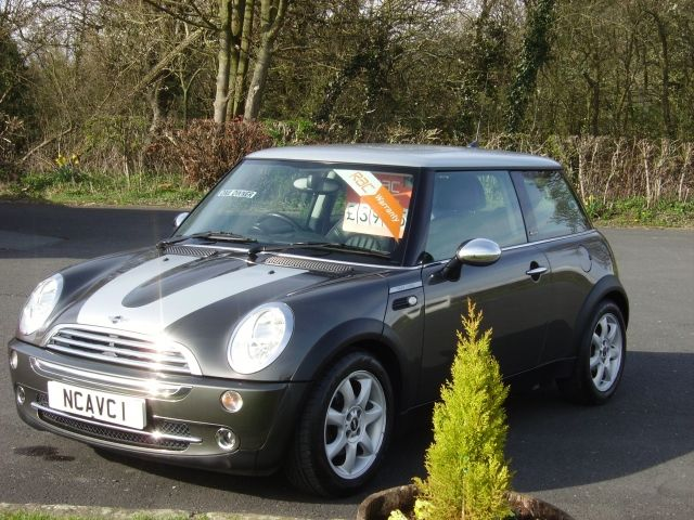 2005 Mini Hatchback 1.6 Cooper image 6