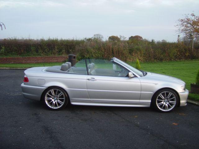 2003 BMW 2.5 325Ci Sport 2dr image 2
