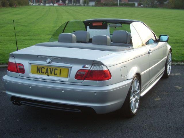 2003 BMW 2.5 325Ci Sport 2dr image 3
