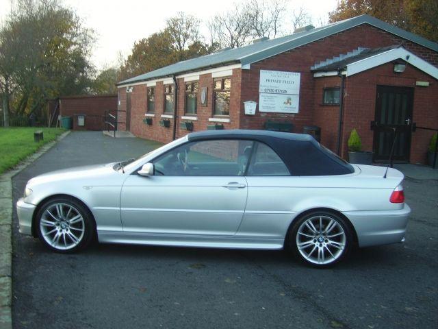 2003 BMW 2.5 325Ci Sport 2dr image 5