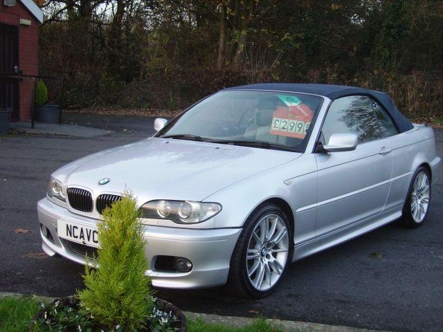 2003 BMW 2.5 325Ci Sport 2dr image 6