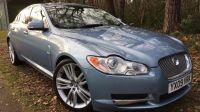 2009 Jaguar XF Premium Luxury V6