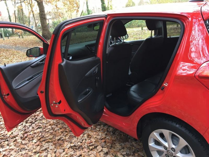 2016 Vauxhall Viva 1.0 SL image 6