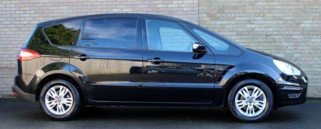 2012 Ford S-Max 1.6 Zetec TDCI S/S 5d image 2