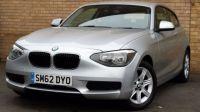 2012 BMW 1 Series 1.6 116I ES 3d