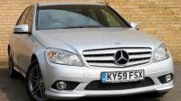 2009 Mercedes-Benz 2.1 C220 CDI Sport 4d