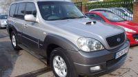 2005 Hyundai Terracan 2.9 CDX CRTD 4WD 5d