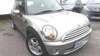 2007 Mini Hatch One 1.4 3d