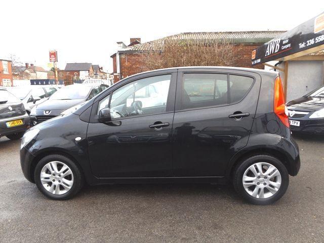2011 Vauxhall Agila 1.2 SE 5d image 5